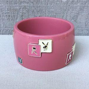 PLAYBOY Jewelry - Playboy 🐰 Cuff Bangle Bracelet